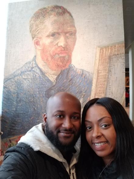 Us and Van Gogh